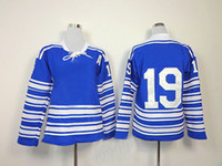 Wholesale Joffrey Lupul Blue Women Winter Classic Premier Jerseys Athletic Apparel Ice Hockey Jerseys Cheap Sports Wears Mix Order