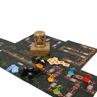 Wholesale Temple Run The curse of the Temple Board Game Casual Table games Instant adventure game