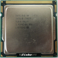 Wholesale second hand original cpu processor for desktop i7 quad cores ghz Mcache GT S i7 i7 ON SALE