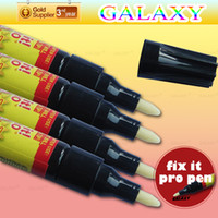 Wholesale High Quality Clear Car Scratch Repair Pen Painting Pens OPP Bag Packing
