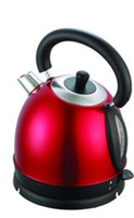 Wholesale Electric kettle boil water kettle Stainless steel kettle Model DP Red color