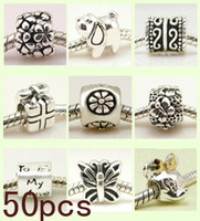 Cheap Metals beads Best Silver Silver charms