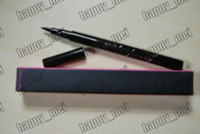 Waterproof Pencil Black 2014 Factory Direct!60 Pieces Lot New Makeup Sealed Extra Black Waterproof Eyeliner Pencil!1.2g
