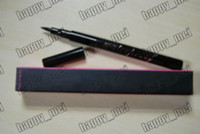 Waterproof Pencil Black 2014 Factory Direct!100 Pieces Lot New Makeup Sealed Extra Black Waterproof Eyeliner Pencil!1.2g