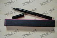 Waterproof Pencil Black 2014 Factory Direct!200 Pieces Lot New Makeup Sealed Extra Black Waterproof Eyeliner Pencil!1.2g