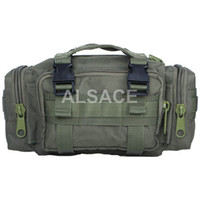 Wholesale Outdoor Tactical gear Polyester Wargame and Airsoft equipement ALW quot Patrolman quot Waist Bag