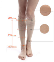 S,M,L,XL black,nude Free size Unisex Medical Elastic Compress Stockings Below Knee Diabetic Stock 0pen Toe Stockings 20-30mmHg Compressure Treat Thin Leg Varicose Socks