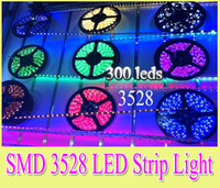 High quality SMD 3528 LED Strip Light 60led m Waterproof Sin...