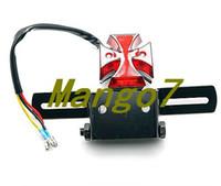 Wholesale Brand New Motorcycle LED Brake Running License Plate Tail light For Harley Chopper
