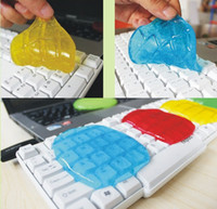 Wholesale Keyboard Cyber Computer Cleaning Compound Super Clean Slimy Magic Gel laptop Cleaner laptop Cleaner with retail box