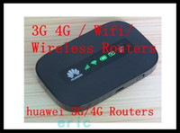 Wholesale 3G G Mifi Wifi Wireless Routers Modem HUAWEI G G wireless Router E5332 Unlocked Mbps HSUPA UMTS Mhz Mhz Hwawei