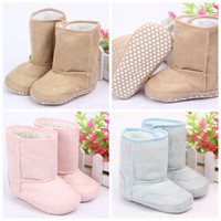 Winter Fashion Boots Ankle Baby snow winter Boots , 0-1years baby shoes,soft soles, Prevent slippery,Baby Footwear, first baby step Shoes, UGG boots,3pairs set
