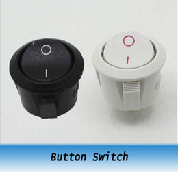 push button switch for DIY table lighting LED spotlight accessories 100pcs