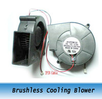 Wholesale DC Fans V MM x MM X MM Turbine Brushless Cooling Blower Fan