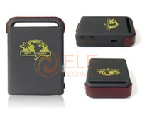 Wholesale Hot Sale Car Personal Pets GPS Tracker TK102 Mini Tracking Device Quadbands MHZ