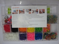 8-11 Years Multicolor Plastic Complete Mini Loom Kit Includes Loom, Hook, Over 3600 Bands and Much More Stored in a Carrying Case
