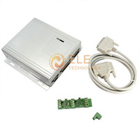For Honda Brake Clutch Levers Stepper Motor 4 Axis CNC TB6560 Stepper Motor Driver Board Controller With Aluminum Box