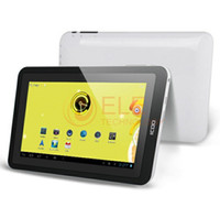 Wholesale 7 Inch Capacitive Screen Android Allwinner A13 GHz MB RAM GB ROM Wifi Camera ICOO D50W Cheap Tablet PC