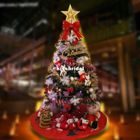 Wholesale 2013 new Christmas tree decorations with Christmas tree lights package CM package shipping