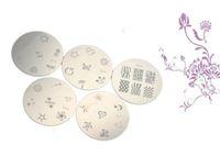 Nail Art Stamping Kit   50Sets lot + New arrivals Professional Nail Art Salon Stamping Design Kit Nail Art DIY Printing Pattern Manicure