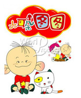 Wholesale Comedy DVD Movies Cartoon Big ear Tutu Any quantity of latest DVD Movies TV series Can Provide good quality