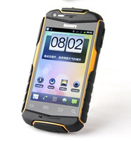 discovery v5 - V5 Dual Core G V5 Waterproof Tri Anti Discovery V5 Inch Android Quand Band GSM WCDMA Smart Cell Phone G Drfy DHL FREE top cheap