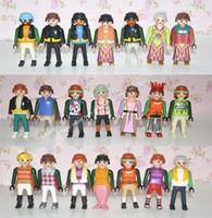 Multicolor native american - Playmobil Figures Knights People Horses Native American Random Child Toy