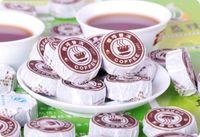 al por mayor té de sabor-20pcs café sabor Puerh té Puer Pu er té envío gratis