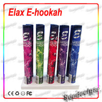 Electronic Cigarette Set Series Red High Quality E Cig Hookah Pen Disposable E Hookah with Retail Package