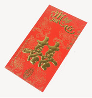 Cheap Married high quality red envelopes red envelope double happiness Large red envelope 22 12cm