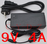 adapter buy - 1PCS AC V V Converter Adapter DC V A Power Supply W mA US EU AU UK plug Cable Buy free Fedex DHL shipping