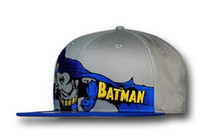 Snapbacks baseball bat ball - 2012 New Black Batman Bat Man Snapback Hats Snapback Adjustable Hat Baseball Ball Caps Cap