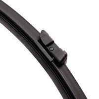 Wholesale Ford New Focus Evolutional Bracketless Technology Ultra High Carbon Steel Soft Rubber Flat Wiper Blade Accurate Curve Windshield Wipers
