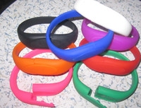 Wholesale OEM ODM Wristband USB Flash Drive USB with high speed and quality GB gb gb