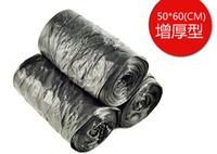 big garbage bags - High quality One off Super Warming big size Clean up Refuse Plastic Garbage Rubbish Waste Trash Bags Rolls