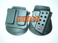 Wholesale Fobus and magazine Paddle Holster Combo Black