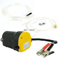 Wholesale New V Oil Diesel Fluid Extractor Electric Transfer Pump For Car Motorbike