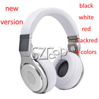 Wholesale Over Ear DJ Headphones High Performance Street Stereo Foldable Headsets with MIC NEW Version via dhl
