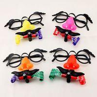 Plastics beard dragon - Birthday party supplies wedding Clown beard blowing dragon glasses Jokes Funny Toys