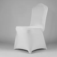Wedding Chair 82%Polyester & 18% Spandex CC-0000 Free shipping wholesales 12pcs lot 240g Elastic Polyester & Spandex Lycra Hotel Wedding banquet Chair Cover CC-0000