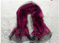 Wholesale Korean version of qiu dong double scarf a layer of a layer of silk floss silk long silk shawl women scarves lt lt fvgsxcsxcvytr