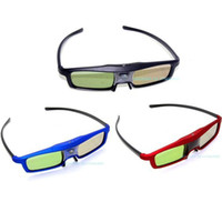 Wholesale D Active Shutter Glasses For BenQ Optoma View Sonic DLP Link Projector TV