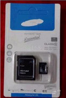 Wholesale SAMSUNG gb memory card gb CLASS TF SD Micro card adapter