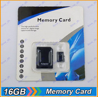 Wholesale 16GB Micro SD Card TF Memory Card Class Micro SD SDHC Cards Retail Packaging L050 K054R