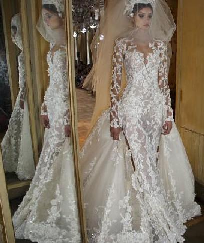 Эксклюзивные свадебные платья