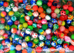 Wholesale mm mixed bouncing ball rubber bounce ball toys gift Funny Toys