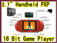 Wholesale Portable handheld bit inch TFT LCD pxp game player for Christmas gift JBD PXP3