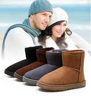 Wholesale New Winter Boots Add Wool Warm Leisure Snow Boots For Men Size tk0054