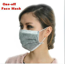 Wholesale Dust proof and formaldehyde prevent mist haze of disposable medical prevention influenza virus activated carbon masks Respirator