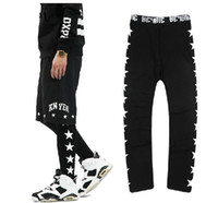 Wholesale Unisex Pyrex Vision Leggings JEGGNG HBA Hood by air render GV adjustable pants tights costume clothes